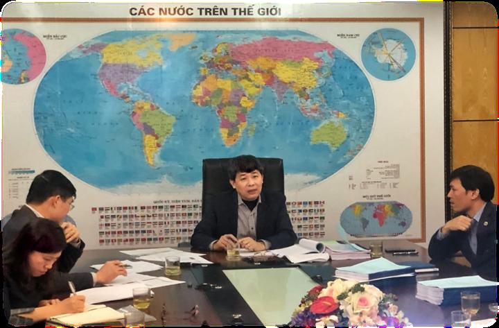 Hội đồng tư vấn đánh giá, nghiệm thu các nhiệm vụ thường xuyên theo chức năng năm 2020 của Viện Nghiên cứu quản lý đất đai